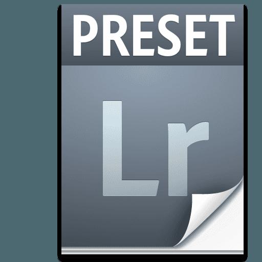 Lightroom Presets; JamesB