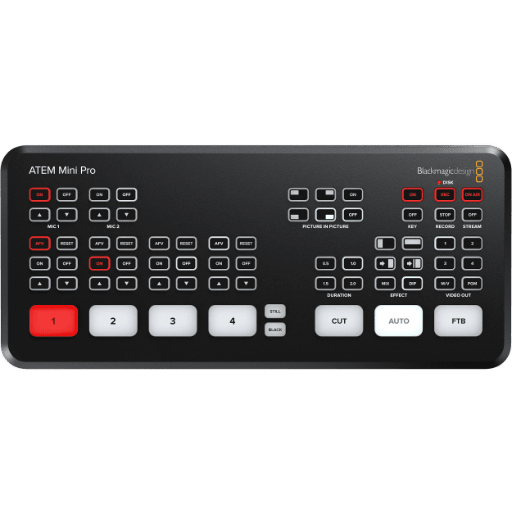 Blackmagic ATEM Switchers