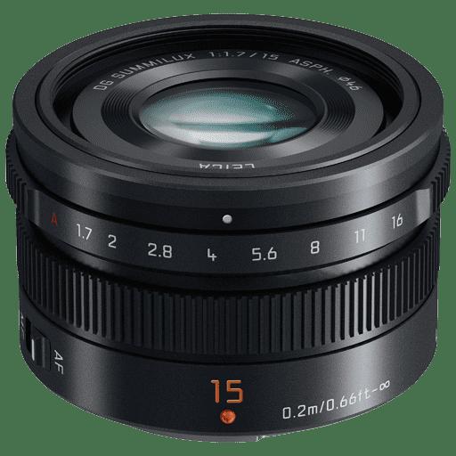 Panasonic Leica 15mm