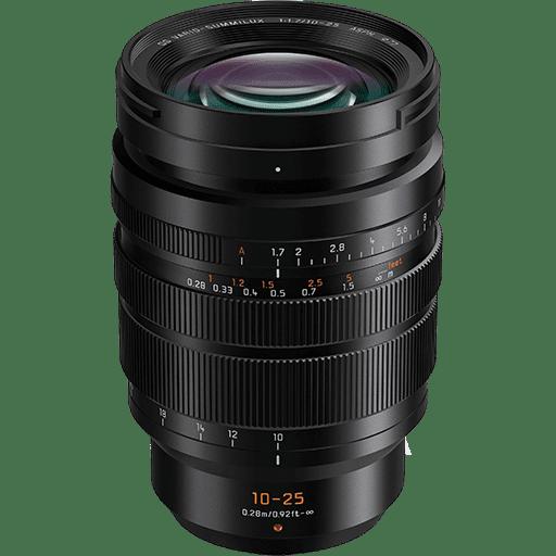 Panasonic Leica 10-25mm f/1.7